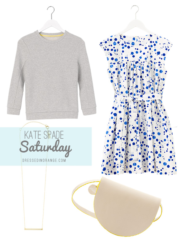 Kate Spade Saturday picks via Dressed in Orange