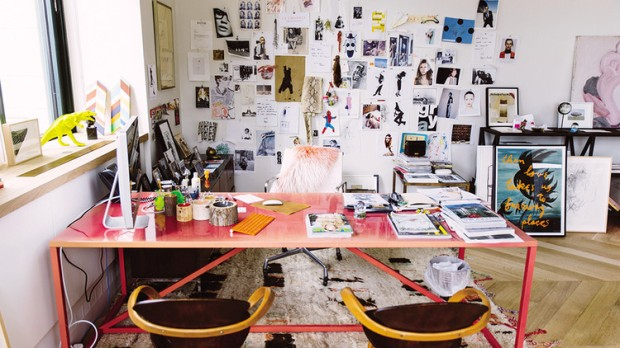 Jenna Lyons' office