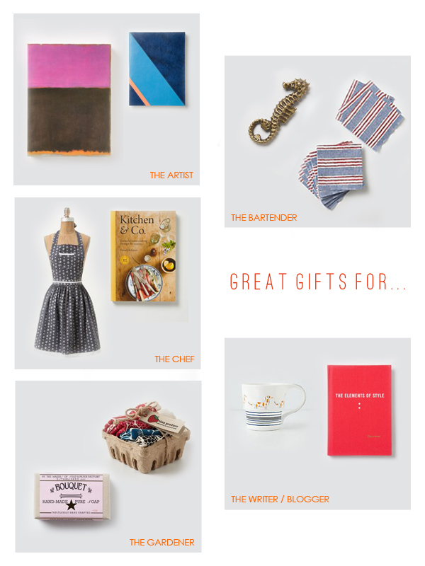 great ideas for summer host gifts, via Dressed in Orange