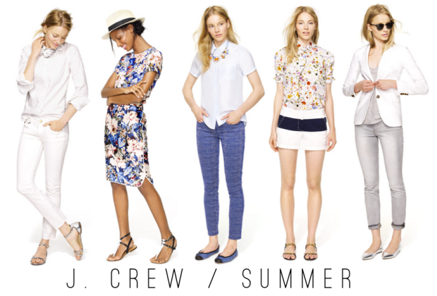 J. Crew Summer | Dressed In Orange