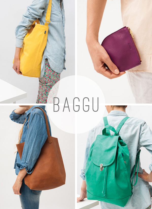 Favorite picks from Baggu | Dressed In Orange