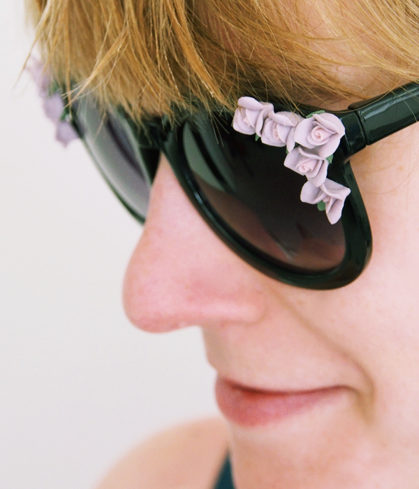 DIY Blooming Sunnies