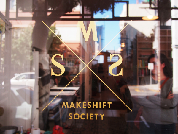 Makeshift Society, SF | Dressed In Orange
